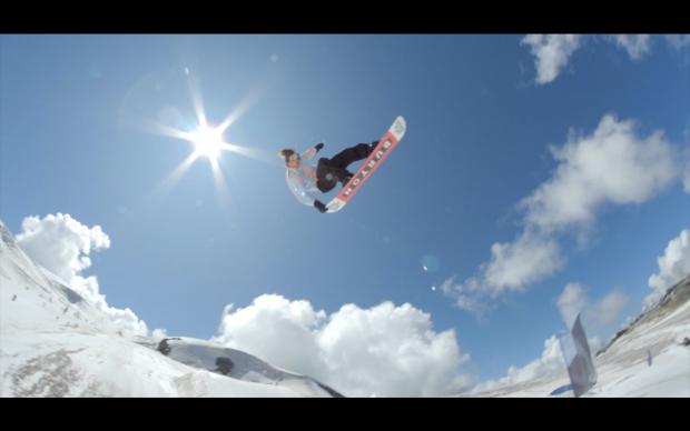 Snowpark Zermatt Breathless