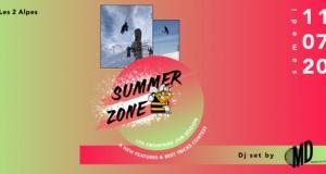 BangingBees Summer Zone – 11 juillet 2020 – Les 2 Alpes