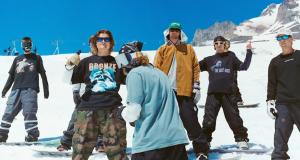 Snooze Global x The Dust Box – Mt Hood