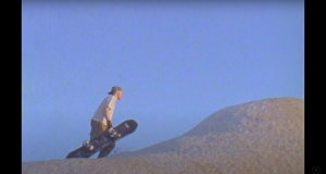 Ride Snowboards – Danimas in «Mall Mountains»