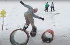 Nitro Snowboards –  DIY Parks with Benny Urban