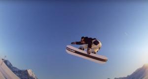 Salomon – One Day Pass – Max Buri at Grindelwald