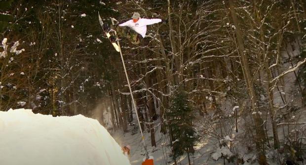 Ride Snowboards x BangingBees