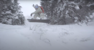 Victor Daviet – DVD videos // Volume 3 – HIT AND RUN // A Speedy Snowboarding Chase