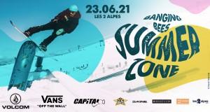 BangingBees Summer Zone – 26 juin 2021 – Les 2 Alpes